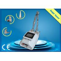 Buy cheap White Most Effective Co2 Fractional Laser Machine Acne Scar Removal product