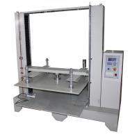 Buy cheap High-precision Contaner / Package Box Compression Testing Equipment AC Servo Motor product