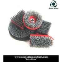 Buy cheap Silicon-Carbide Stone Polishing Abrasive Brushes product
