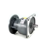 Buy cheap Reduction Ratio 1:5 IP54 AC Gear Motor Long Life Time Speed Reducer Gearbox product