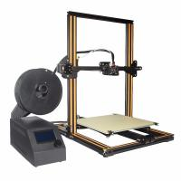 Buy cheap DIY Desktop Multi Type Filament Large 3D Printers With Heated Bed , 80-200mm / S from wholesalers
