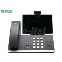 Buy cheap Smart Media HD Audio Video Calling IP Cisco Phone System New Original Yealink SIP-T58V product