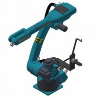 Buy cheap Servo Control Small Robot Arm Digital I O Interface Interface With 200M Memory Space product