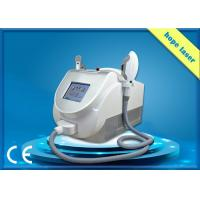 Buy cheap 10 Shots Per Second Laser Hair Removal Machine Three System For Skin Rejuvenation product