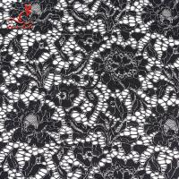 Buy cheap African French Nylon Lace Fabric For Garment Light Color Fastness product