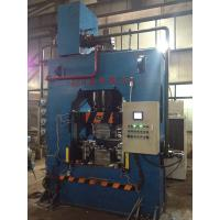 Buy cheap 315 Ton Hydraulic Copper Extrusion Press , Compact Hydraulic Press For Plumbing HY33 product