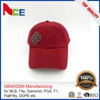 Buy cheap 2019 Promotional Childrens Fitted Hats Wine Baseball Golf Type Eco Friendly product