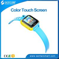 Buy cheap 2016 new design V83 realtime tracking kids watches Small & powerful function 3g gps tracker watch product