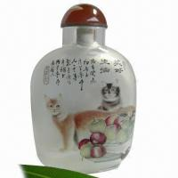 China Interior Painted Snuff Bottle on sale