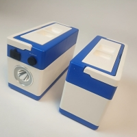 Buy cheap 2W Emergency Aluminum Fuel Cell Battery LED Generator Light product