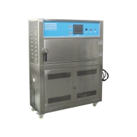 Touch Screen 1600Hours UV Testing Machine 90%RH Humidity Range for sale
