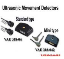 Ultrasonic Movement Detectors