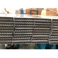Buy cheap High Frequency Welded 4343 / 3003 / 4343 Aluminum Tube For Charge Air Coolers product