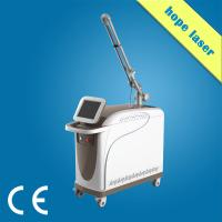 Buy cheap professional and effective Picosecond ND YAG Laser tattoo removal/freckle removal/pigmenation removal machine product