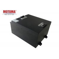 Buy cheap BMS 120Ah Lifepo4 Lithium Battery High Capacity 100% DOD For UPS product