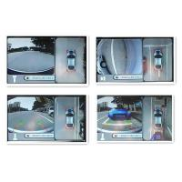 Buy cheap High Definition Panoramic Car Reverse Parking System With DVR function for Toyota RAV4, Bird View System product