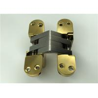 Buy cheap High Sensory Stainless Steel Concealed Hinges With PVD Surface Finishing from wholesalers