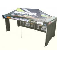 3M camounflage shad lightweight pop up gazebo with one canopy , one full wall