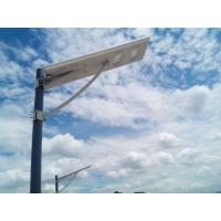 Buy cheap china wholesale 100W LED street light Parking lot light with photocell Solar street lighting product