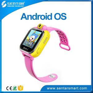 Buy cheap V83 Europen Fashion Gps Kids Security Watch, 3G Gps Tracker Watch, Gps Watch Google Map product