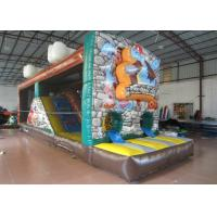Buy cheap The Stone Age Closed Inflatable Jumping House,Hot sale Inflatable Animals Bouncer product