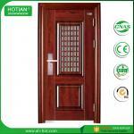 simple modern house gate steel door, latest main gate design wrought iron door