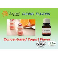 Buy cheap PG Based Yoghurt Flavor Concentrates Food Flavouring Concentrates product