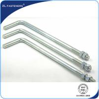 Buy cheap Stainless Steel Fasteners Stainless Steel Anchor Bolt OEM / ODM Available product
