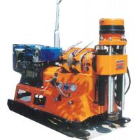 Hydraulic Exploration Drilling Rig Hydraulic Fed For Water Discharge Tunnel