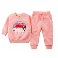 Buy cheap Winter Infant Baby Girl Clothes / Long Sleeve Bodysuit With Pocket product