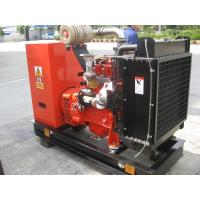 Buy cheap 45 - 400kw Gas Backup Generator Domestic Gas Generator With Altronic Ignition from wholesalers