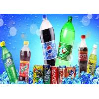 Buy cheap Food Grade Carbonated Soft Drink Filling Machine For Small Business 500 Ml product