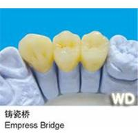 Buy cheap Empress all-ceramic denture product