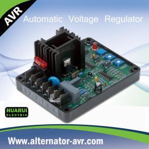 Buy cheap Brushless GAVR-12A AVR Automatic Voltage Regulator for Brushless Generator product