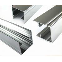 Quality Chemically Polished Aluminum Angle Extrusion For Windows And Doors ISO9001 approved for sale
