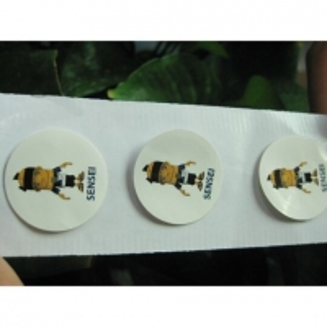 China Cheap Price Diameter 30mm Ntag203/213 RFID NFC Tag / NFC sticker on sale