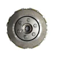 Buy cheap BAJAJ 150 Motorcycle Spare Parts / Clutch Assy ISO9001 Approved from wholesalers