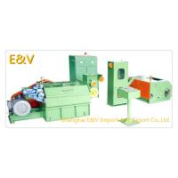 Buy cheap 0.4mm Fine Wire Drawing Machine 1200m / min Spray Type Lubricating System product