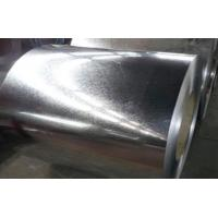 Buy cheap Pre - Painting Cold Rolled Galvalume Steel Coil With Zinc Coated product