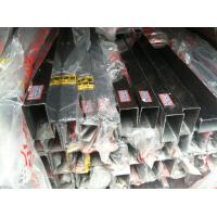 Buy cheap Decoration Welded Stainless Steel Pipe 201 304 316L 400# 600# Polished Finished product