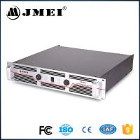 Buy quality Professional Amplificator 6 Pairs Tube Power Amplifier Sound System Standard at wholesale prices