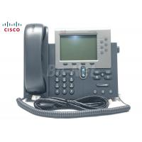Buy cheap Original Cisco Ip Conference Phone Digital Duplex CP-7961G Telephone LCD Display product