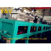 Buy cheap 2.5 Ton / Hour 17Mm Rod Copper Bar Cold Rolling Mill With Separate Motor product