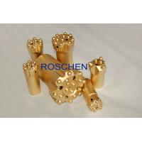 Buy cheap R32 Ballistic Button Drill Bit Rock Drilling Tool For Underground Mining Tunneling product