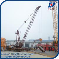 China QD Series 15 Meters Jib Derrick Crane 1.5t Tip Load 3t Max.Load Capacity on sale
