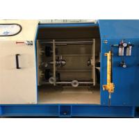 Buy cheap Cable Stranding Single Twist Bunching Machine Take - Up Reels With Flange product