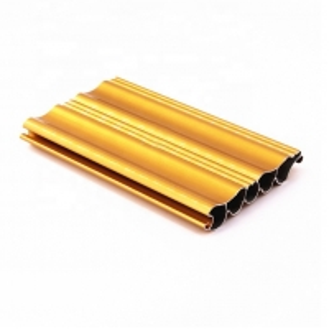 Buy cheap Aluminum Door Profiles Roller Open Style Aluminium Extrusion 6m Length product