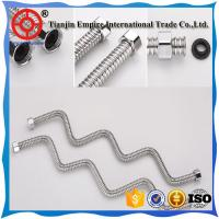Buy cheap BRAIDED HOSE ASSEMBLY FLEXIBLE HIGH PRESSURE CORRUGATED METAL HOSE product