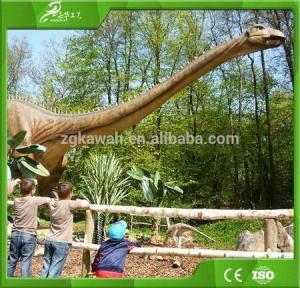 Buy cheap Kawah Amusement park animated Animatronic Dinosaurs Animals product
