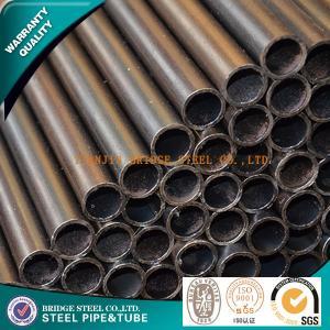 Buy cheap ASTMA53 Mild Steel Tubing Schedule 30 / Schedule 40 , Round Steel Pipe product